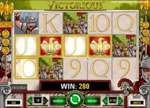 Victorious slot Free spins hos CasinoEuro